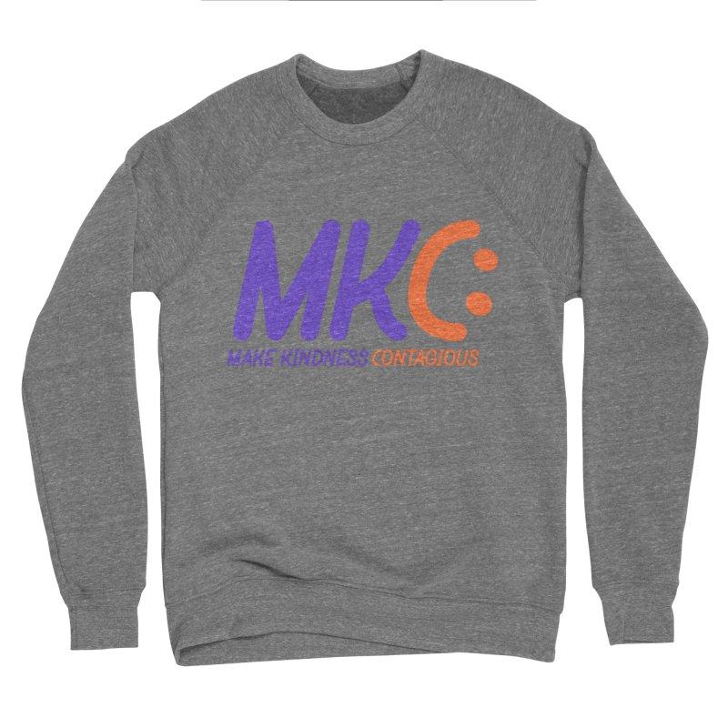MKC Logo Apparel and Accessories Women's Sweatshirt by MakeKindnessContagious's Artist Shop