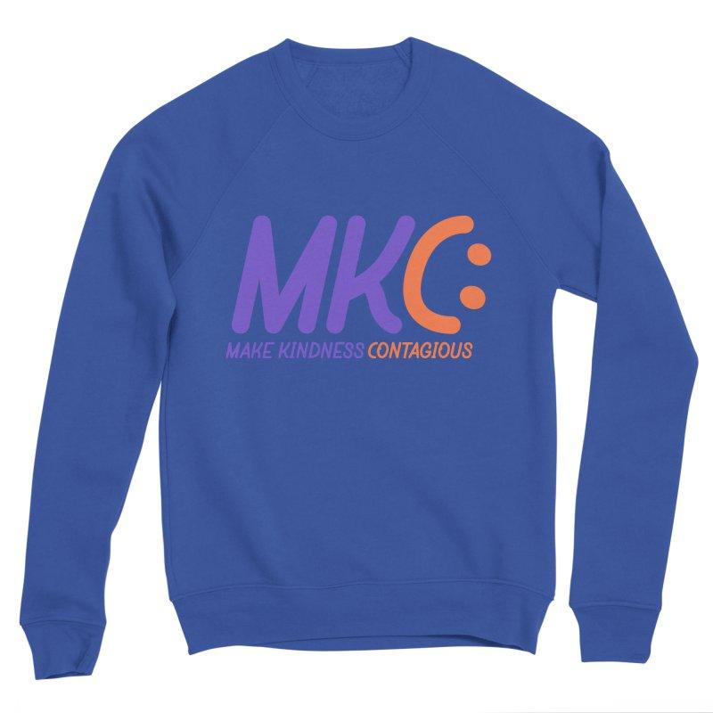 MKC Logo Apparel and Accessories Men's Sweatshirt by MakeKindnessContagious's Artist Shop