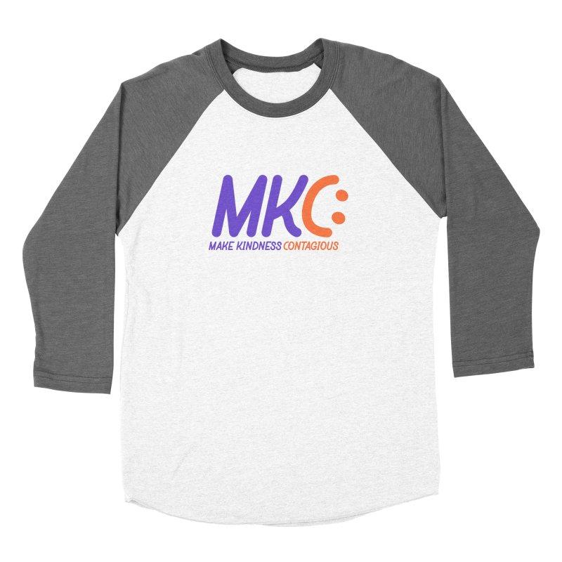 MKC Logo Apparel and Accessories Women's Longsleeve T-Shirt by MakeKindnessContagious's Artist Shop