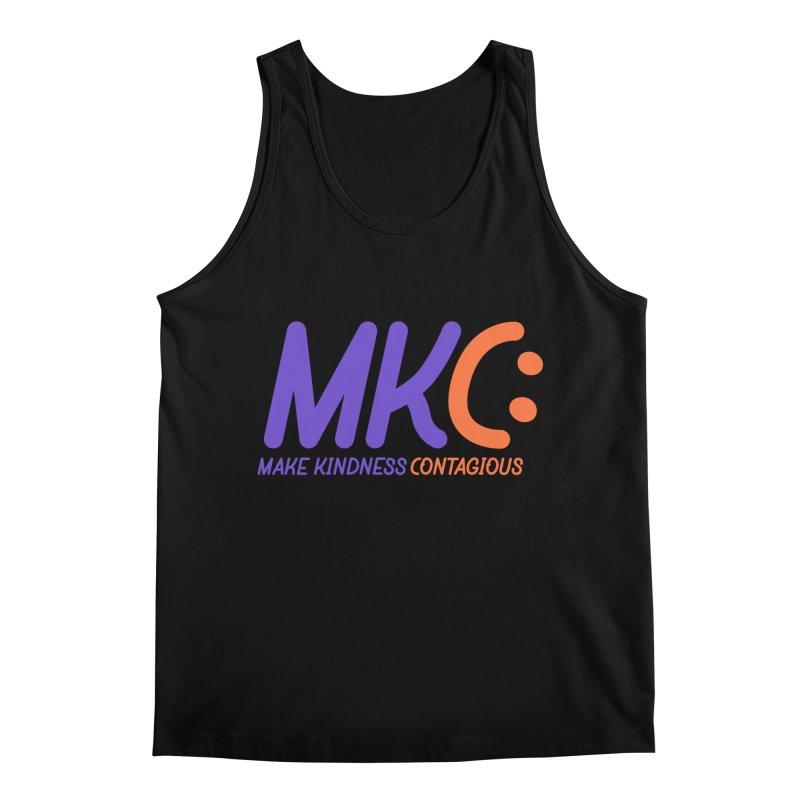 MKC Logo Apparel and Accessories Men's Regular Tank by MakeKindnessContagious's Artist Shop