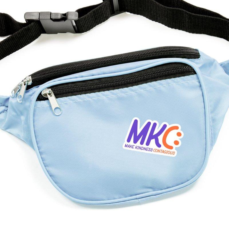 MKC Logo Apparel and Accessories Accessories Sticker by MakeKindnessContagious's Artist Shop