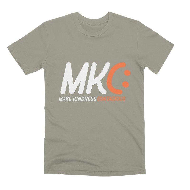 MKC Black Label Men's Premium T-Shirt by MakeKindnessContagious's Artist Shop