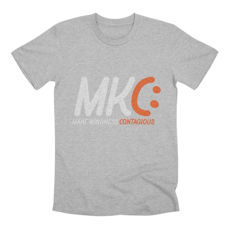 MKC Men's Premium T-Shirt by MakeKindnessContagious's Artist Shop