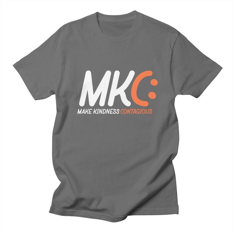 MKC Black Label Men's T-Shirt by MakeKindnessContagious's Artist Shop