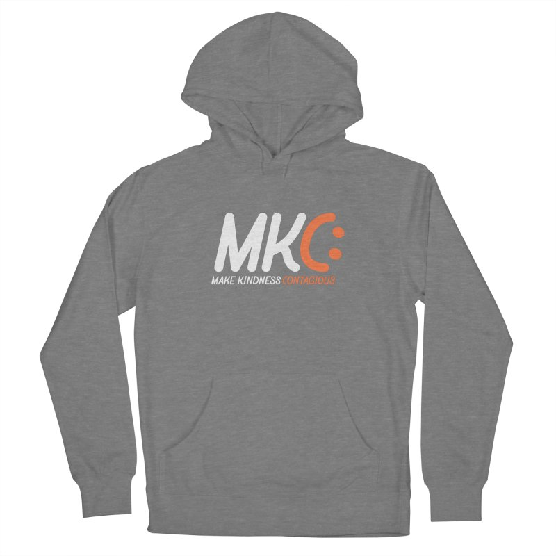 MKC Men's French Terry Pullover Hoody by MakeKindnessContagious's Artist Shop