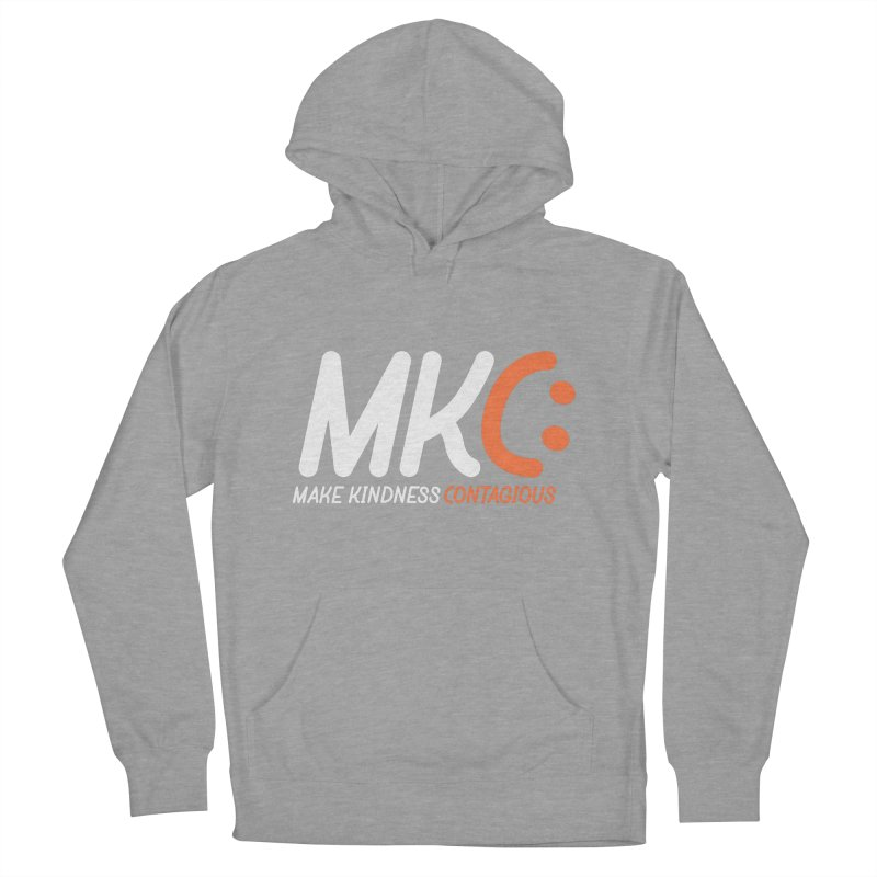 MKC Black Label Men's French Terry Pullover Hoody by MakeKindnessContagious's Artist Shop