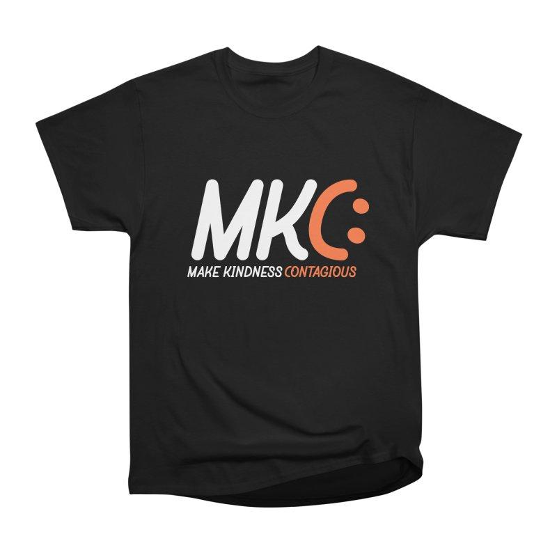 MKC Men's Heavyweight T-Shirt by MakeKindnessContagious's Artist Shop