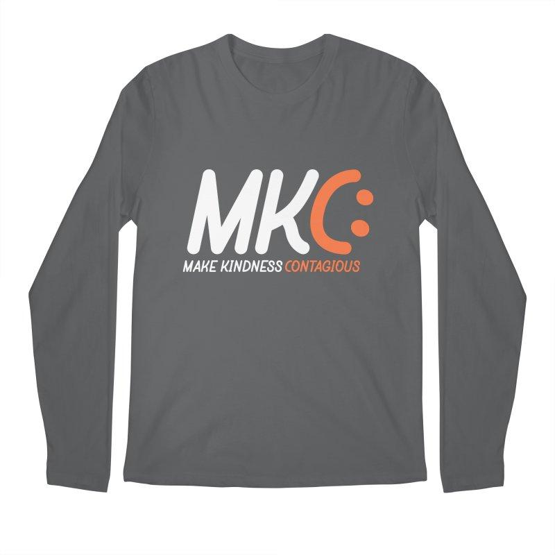 MKC Men's Longsleeve T-Shirt by MakeKindnessContagious's Artist Shop