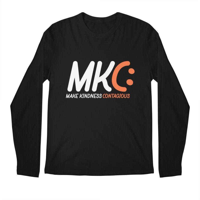 MKC Men's Regular Longsleeve T-Shirt by MakeKindnessContagious's Artist Shop