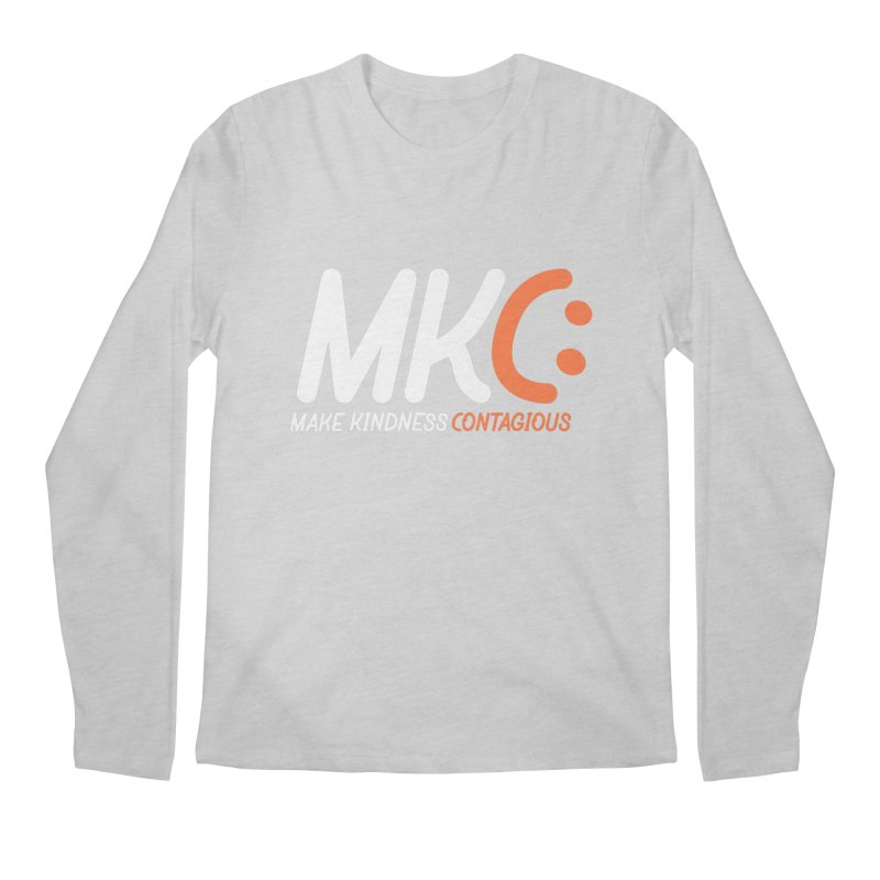MKC Black Label Men's Regular Longsleeve T-Shirt by MakeKindnessContagious's Artist Shop