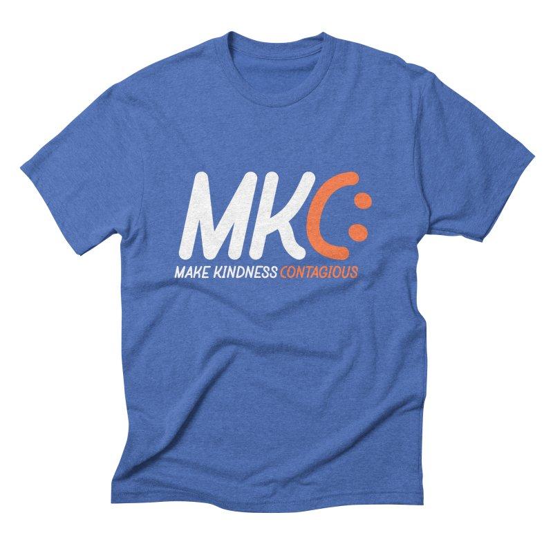 MKC Men's T-Shirt by MakeKindnessContagious's Artist Shop