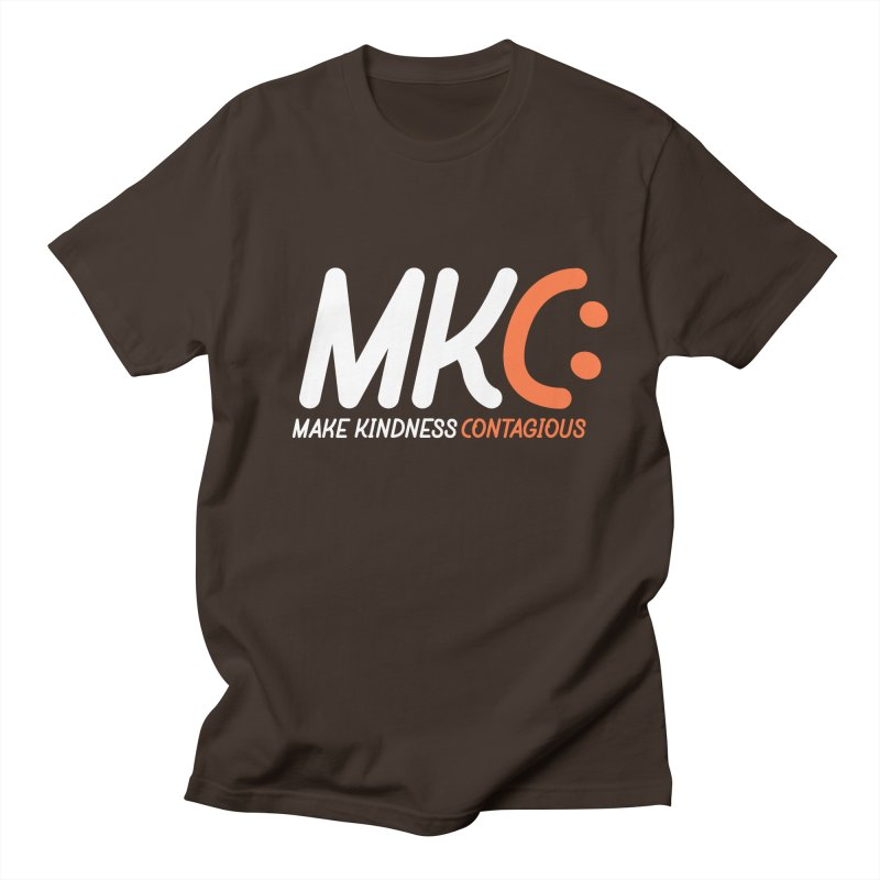 MKC Men's Regular T-Shirt by MakeKindnessContagious's Artist Shop