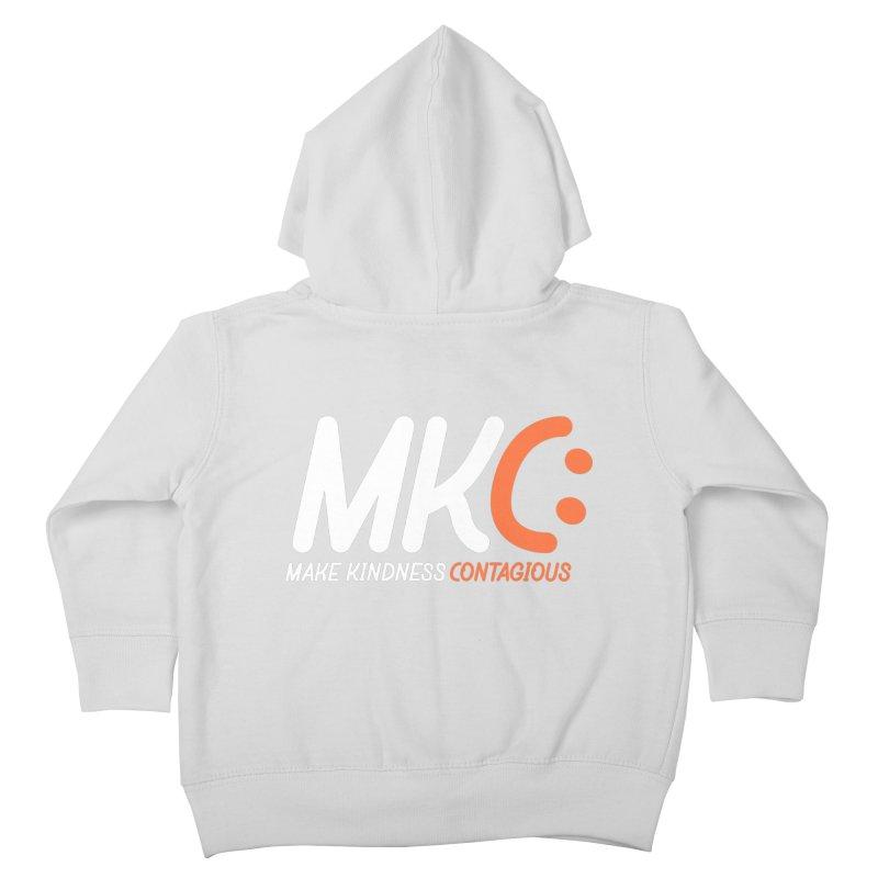 MKC Kids Toddler Zip-Up Hoody by MakeKindnessContagious's Artist Shop