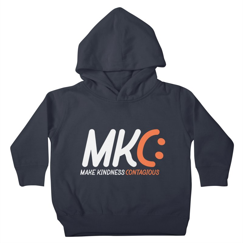 MKC Kids Toddler Pullover Hoody by MakeKindnessContagious's Artist Shop