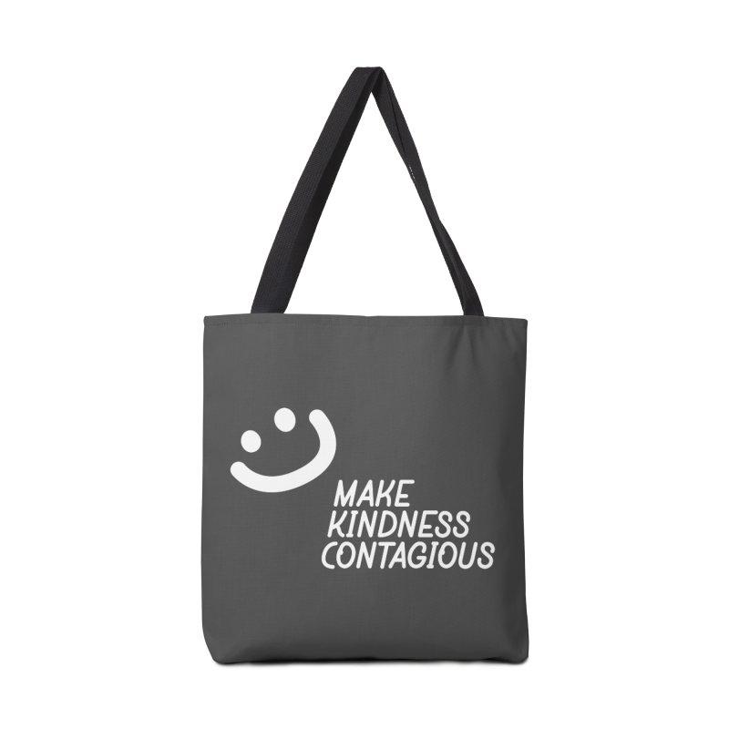 A simple smile Accessories Tote Bag Bag by MakeKindnessContagious's Artist Shop