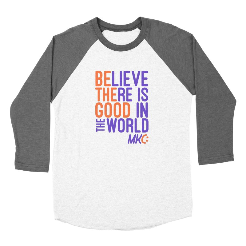 BE THE GOOD Women's Longsleeve T-Shirt by MakeKindnessContagious's Artist Shop