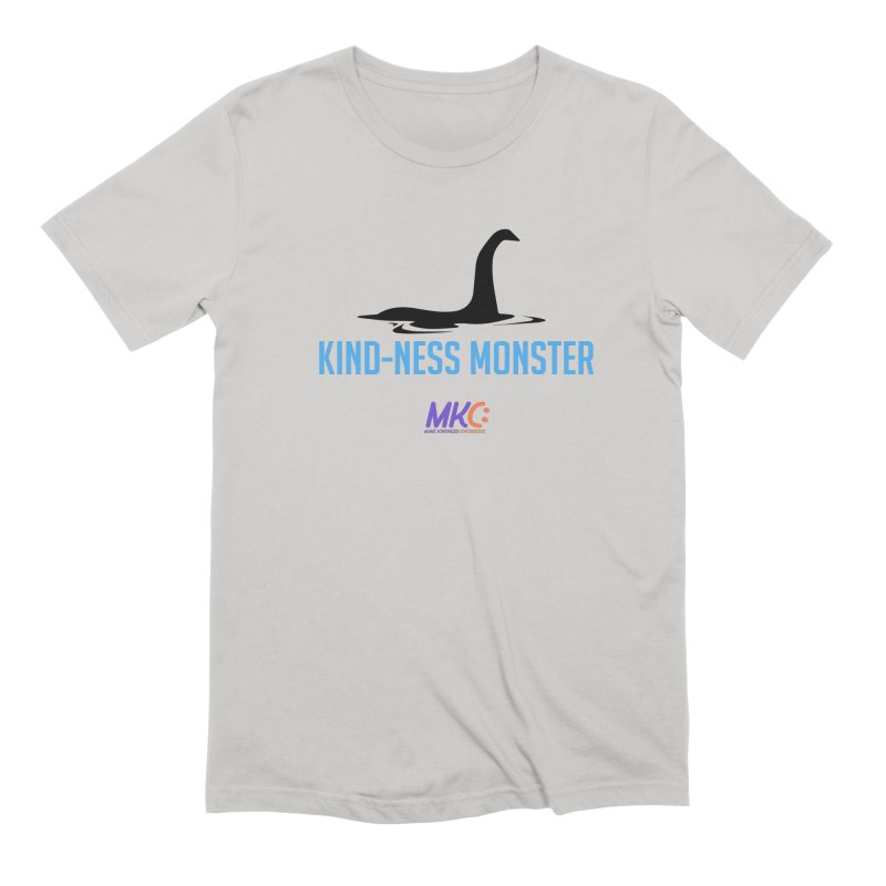 Kindness Monster Men's Extra Soft T-Shirt by MakeKindnessContagious's Artist Shop