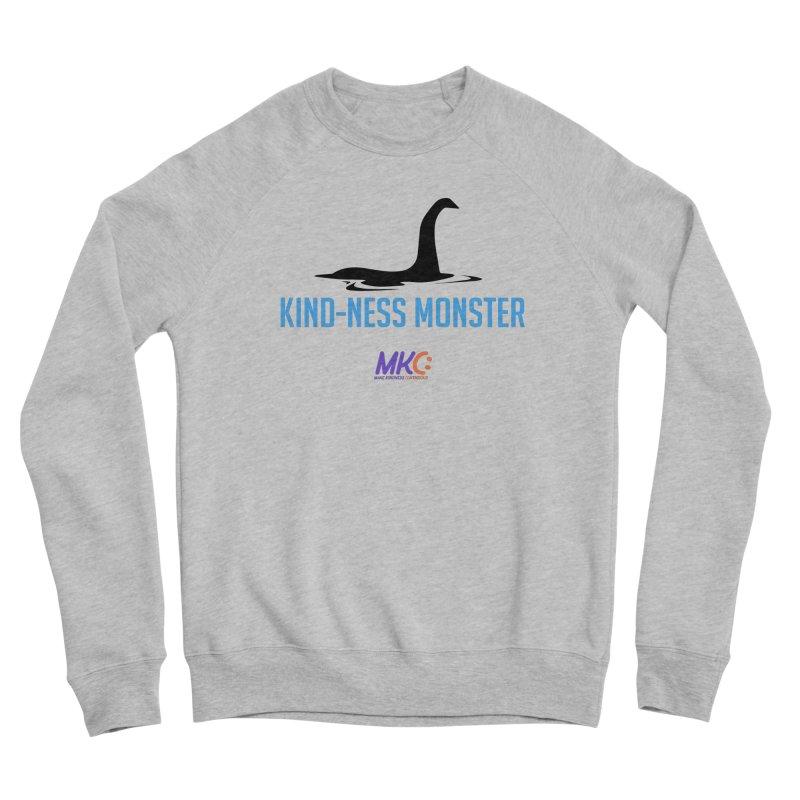 Kindness Monster Men's Sponge Fleece Sweatshirt by MakeKindnessContagious's Artist Shop