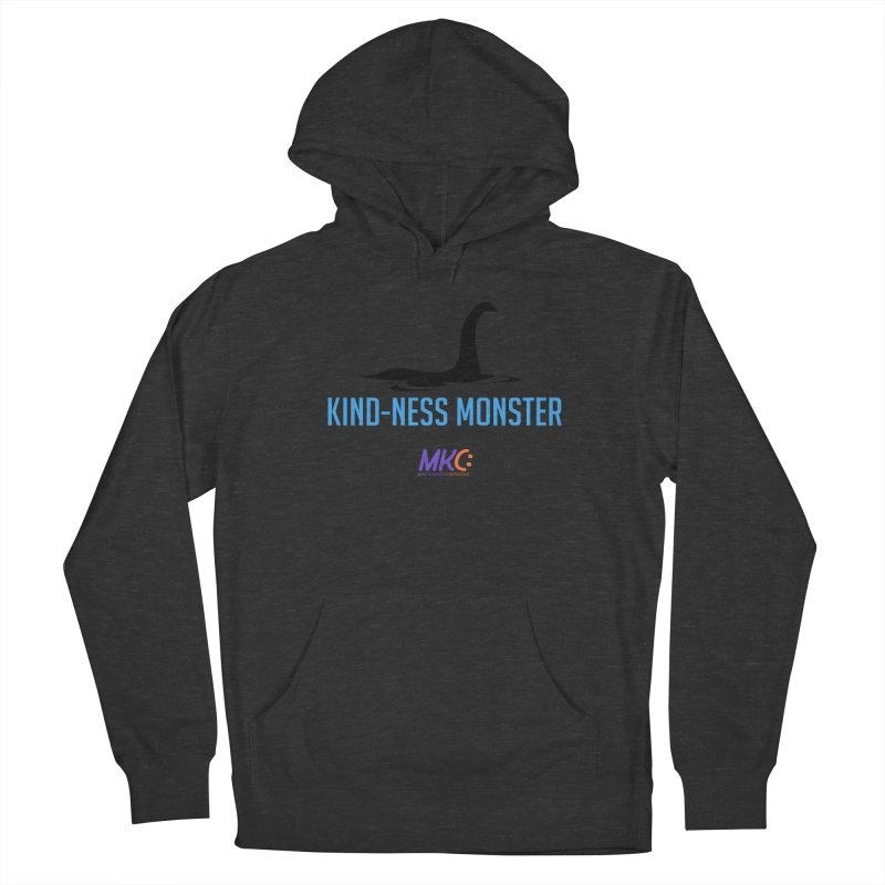 Kindness Monster Men's French Terry Pullover Hoody by MakeKindnessContagious's Artist Shop