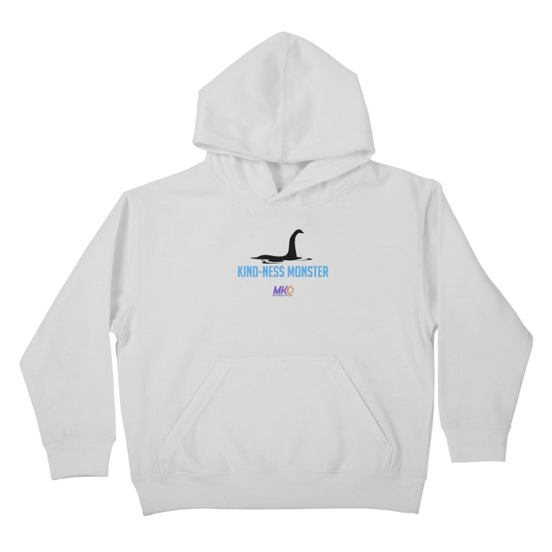 Kindness Monster Kids Pullover Hoody by MakeKindnessContagious's Artist Shop