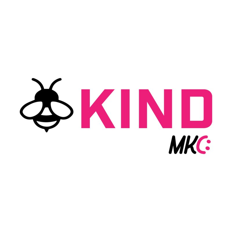 Bee Kind Accessories Sticker by MakeKindnessContagious's Artist Shop