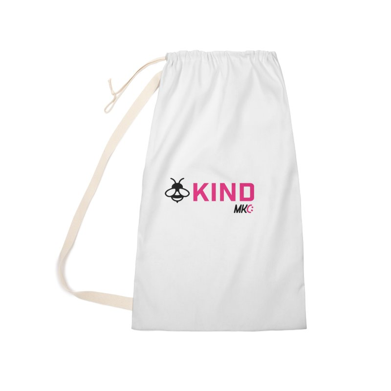 Bee Kind Accessories Bag by MakeKindnessContagious's Artist Shop