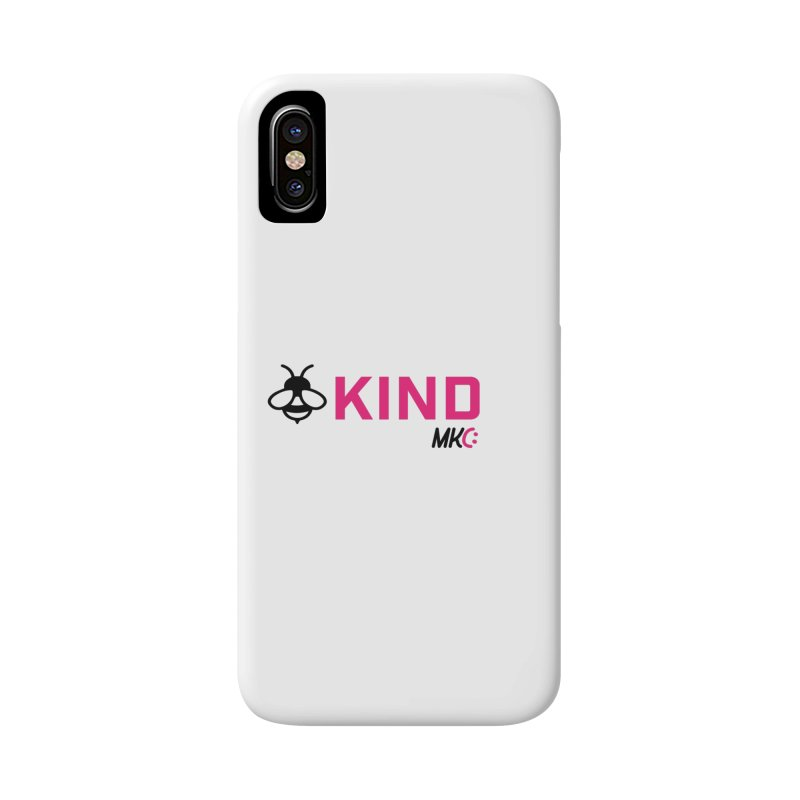 Bee Kind Accessories Phone Case by MakeKindnessContagious's Artist Shop