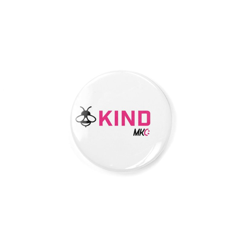 Bee Kind Accessories Button by MakeKindnessContagious's Artist Shop