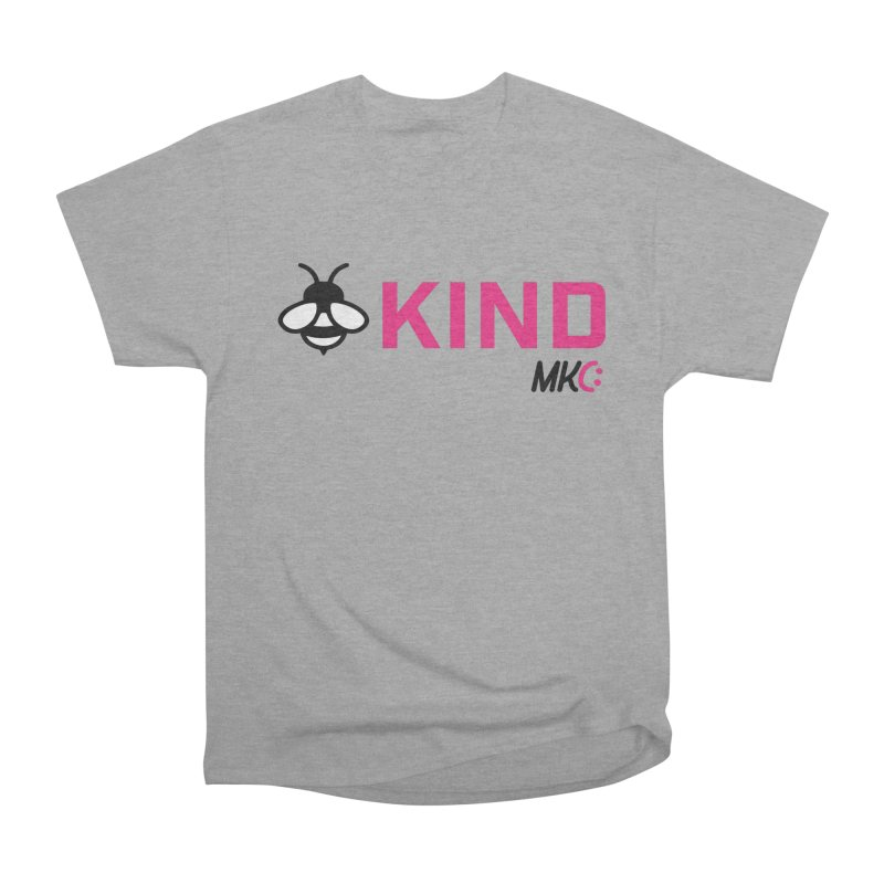Bee Kind Women's Heavyweight Unisex T-Shirt by MakeKindnessContagious's Artist Shop