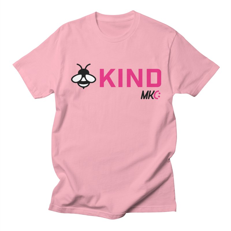 Bee Kind Men's Regular T-Shirt by MakeKindnessContagious's Artist Shop