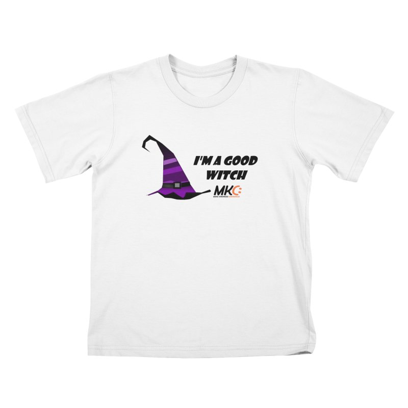 Good Witch Kids T-Shirt by MakeKindnessContagious's Artist Shop