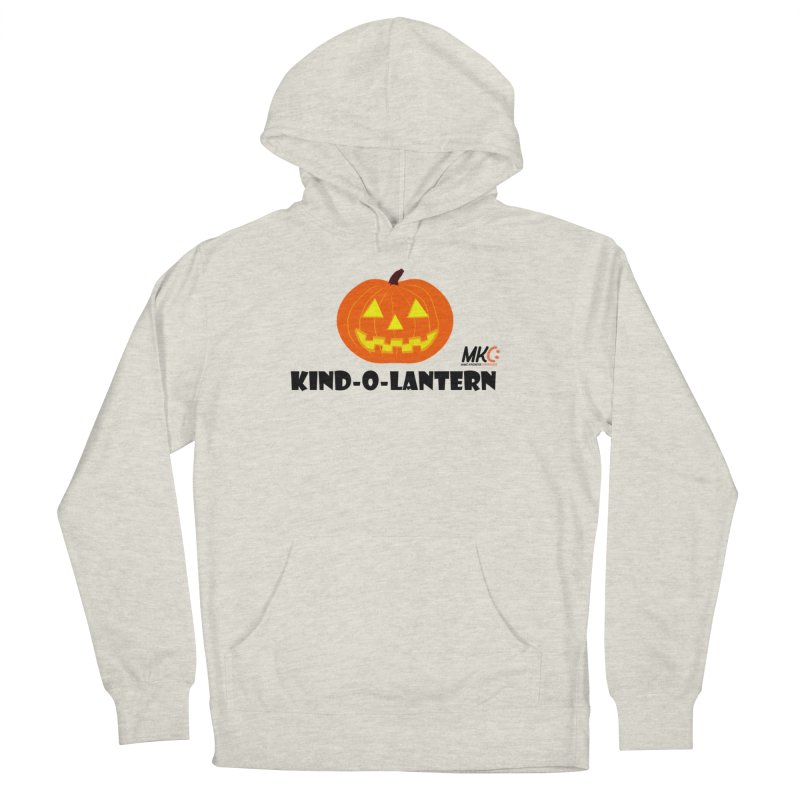Kind-o-Lantern Women's French Terry Pullover Hoody by MakeKindnessContagious's Artist Shop