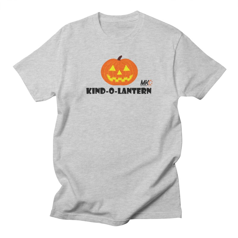Kind-o-Lantern Men's Regular T-Shirt by MakeKindnessContagious's Artist Shop