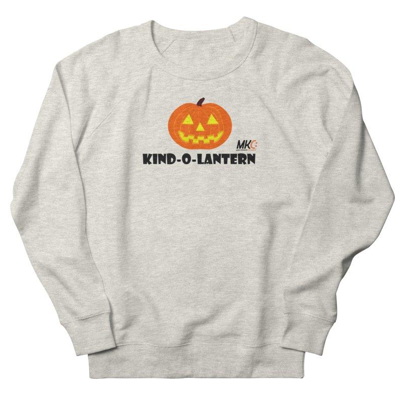 Kind-o-Lantern Men's French Terry Sweatshirt by MakeKindnessContagious's Artist Shop