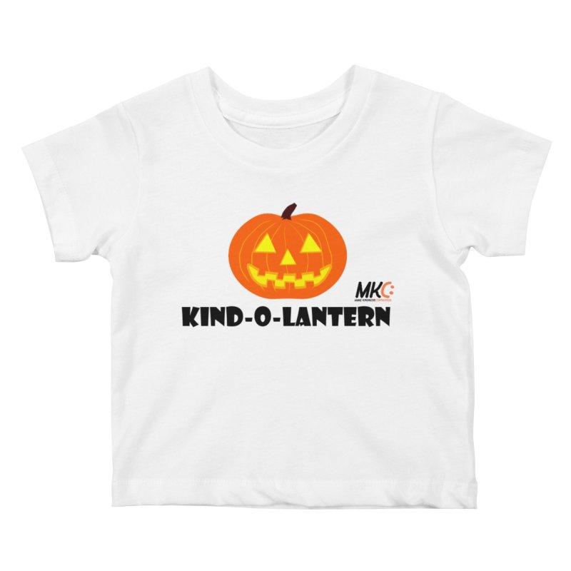 Kind-o-Lantern Kids Baby T-Shirt by MakeKindnessContagious's Artist Shop