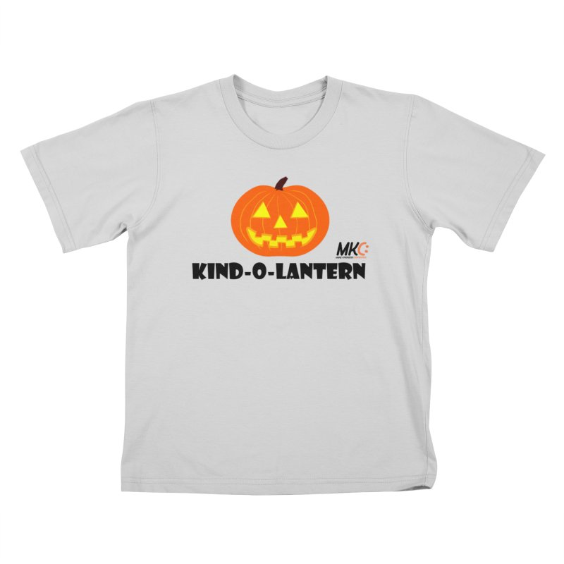 Kind-o-Lantern Kids T-Shirt by MakeKindnessContagious's Artist Shop