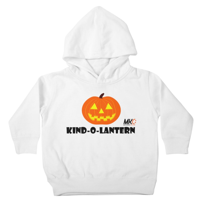 Kind-o-Lantern Kids Toddler Pullover Hoody by MakeKindnessContagious's Artist Shop