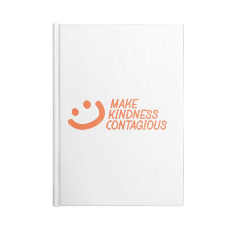 Smile! Accessories Blank Journal Notebook by MakeKindnessContagious's Artist Shop
