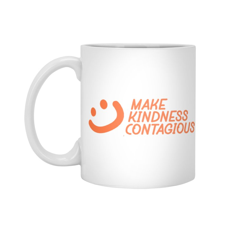 Smile! Accessories Standard Mug by MakeKindnessContagious's Artist Shop