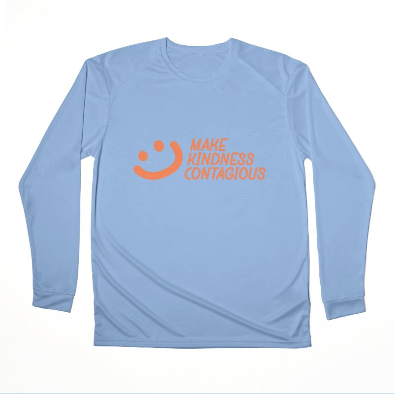Smile! Men's Longsleeve T-Shirt by MakeKindnessContagious's Artist Shop