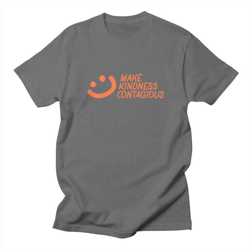 Smile! Men's T-Shirt by MakeKindnessContagious's Artist Shop