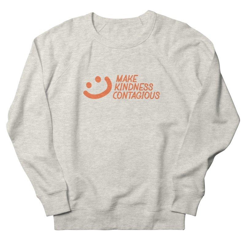 Smile! Women's Sweatshirt by MakeKindnessContagious's Artist Shop