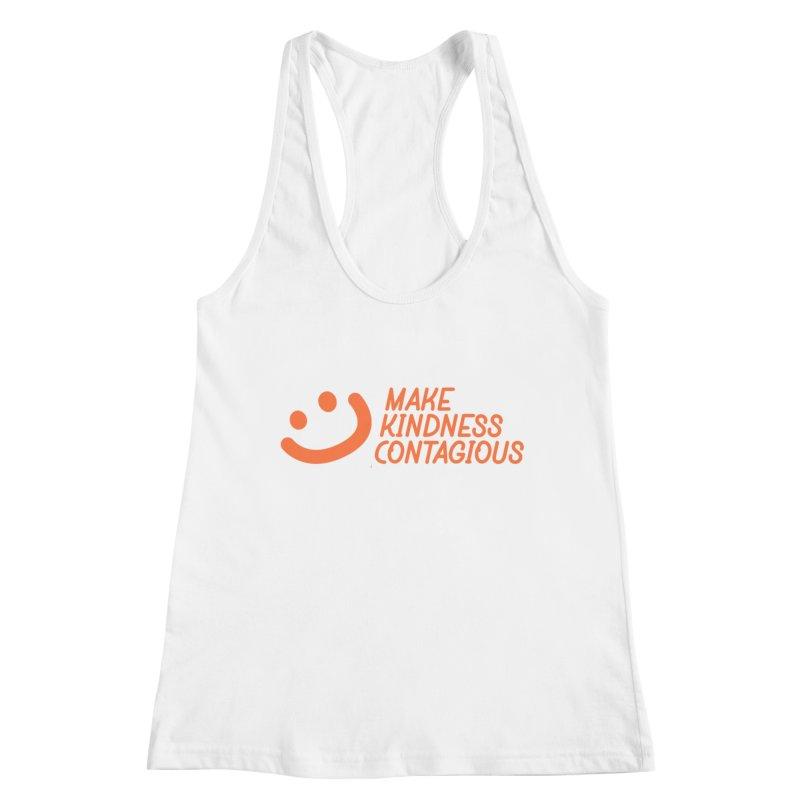 Smile! Women's Tank by MakeKindnessContagious's Artist Shop