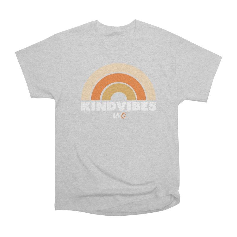 Kind Vibes Men's T-Shirt by MakeKindnessContagious's Artist Shop