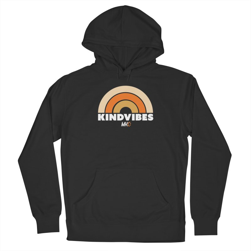 Kind Vibes Men's Pullover Hoody by MakeKindnessContagious's Artist Shop