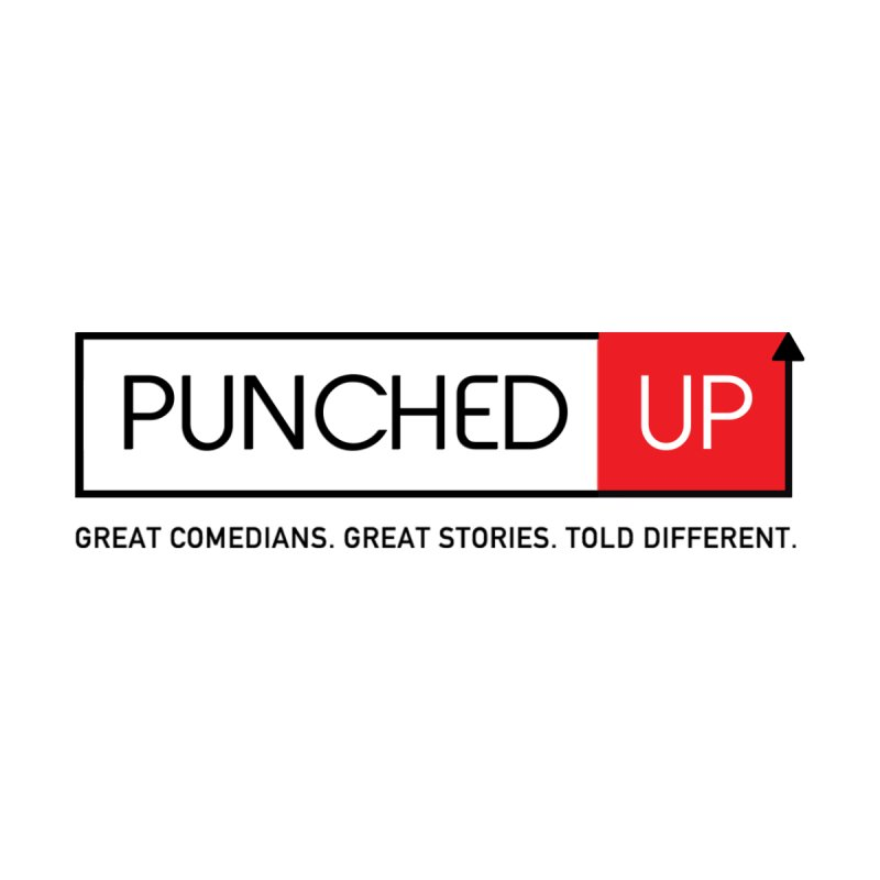 Punched Up Podcast Men's T-Shirt by MaloneComedy's Artist Shop