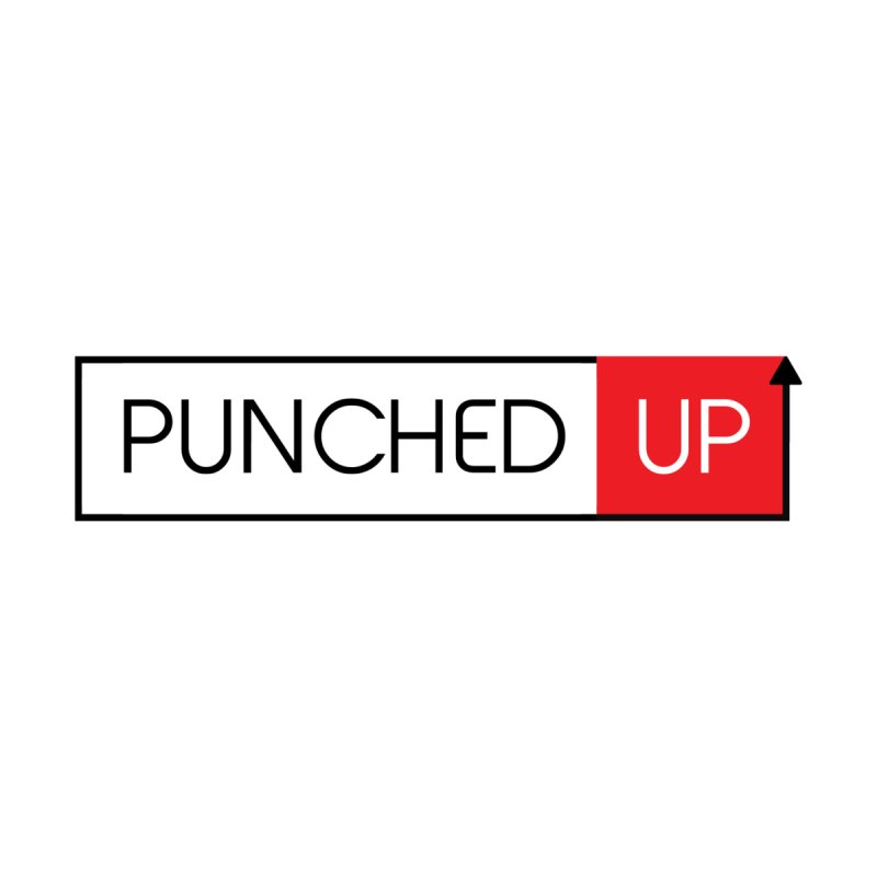 Punched Up Podcast Merch by MaloneComedy's Artist Shop