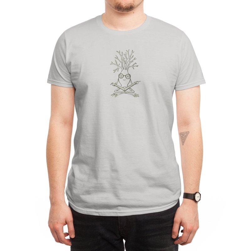 Reading Neuron Men's T-Shirt by The Neuron Family