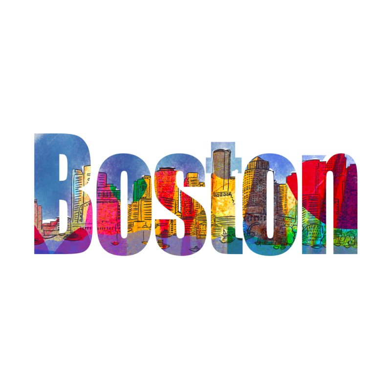 Boston Art Products by Marian Nixon Men's Pullover Hoody by Mariannixon's Artist Shop