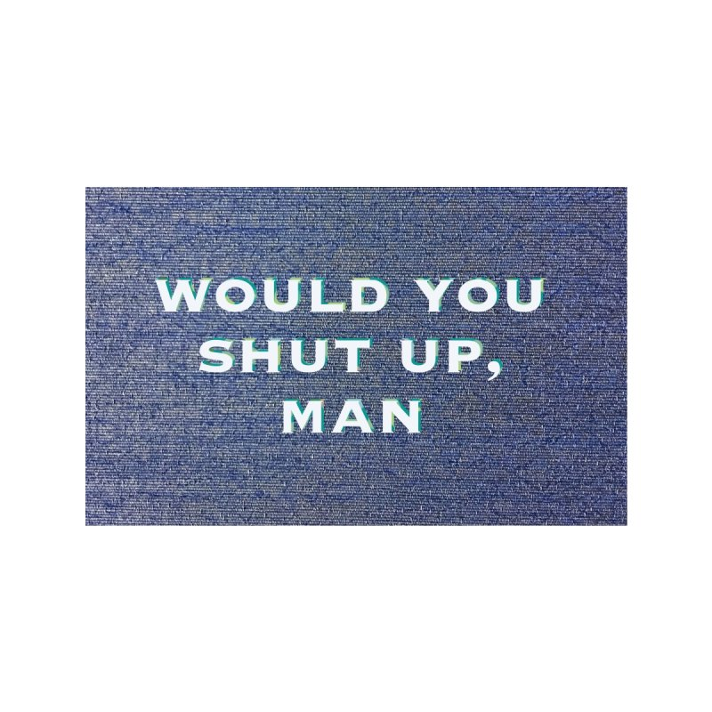 Would You Shut Up Man by Marian Nixon Paintings Women's Tank by Mariannixon's Artist Shop